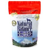 【正規品】ナチュラルバランス スウィートポテト&フィッシュ スモールバイツ(小粒)1kg