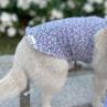 ルイスドッグ【louisdog】Floral Sleeveless Tee/Blue Flowers