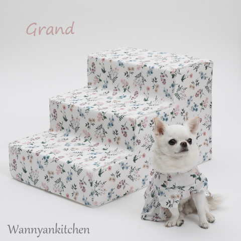ルイスドッグ【louisdog】Floral Step Grand