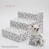 ルイスドッグ【louisdog】Floral Step Grand