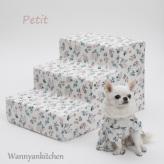 ルイスドッグ【louisdog】Floral Step Petit