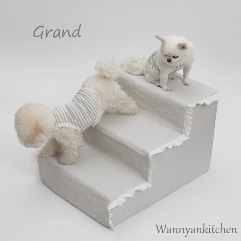 ルイスドッグ【louisdog】Irish Linen Step Grand