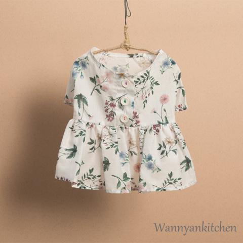 ルイスドッグ【louisdog】Liberty Floral Dress
