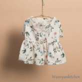 ルイスドッグ【louisdog】Liberty Floral Dress