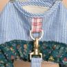 ルイスドッグ【louisdog】Liberty Frill Harness Set