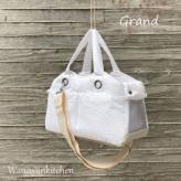 ルイスドッグ【louisdog】Tote Bag/Blanc Grand