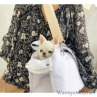 ルイスドッグ【louisdog】Tote Bag/Blanc Grand