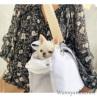ルイスドッグ【louisdog】Tote Bag/Blanc Petit