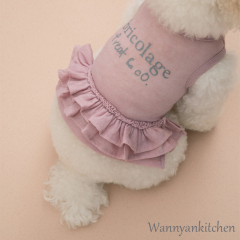 ルイスドッグ【louisdog】Bricolage Dress