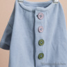 ルイスドッグ【louisdog】Button Romper/French Blue