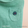 ルイスドッグ【louisdog】Pocket n Button T-Shrits