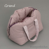 ルイスドッグ【louisdog】Cottonaround Bag/Grand