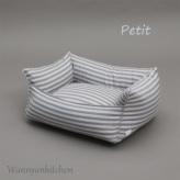 ルイスドッグ【louisdog】Stunning Boom/Petit-Pearl Blue Stripes