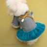 ルイスドッグ【louisdog】Fur Dress/Pagoda Blue Fur