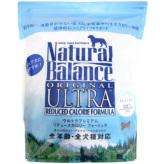 【正規品】ナチュラルバランス リデュースカロリー グレインフリー シニア ドッグフード 5.45kg