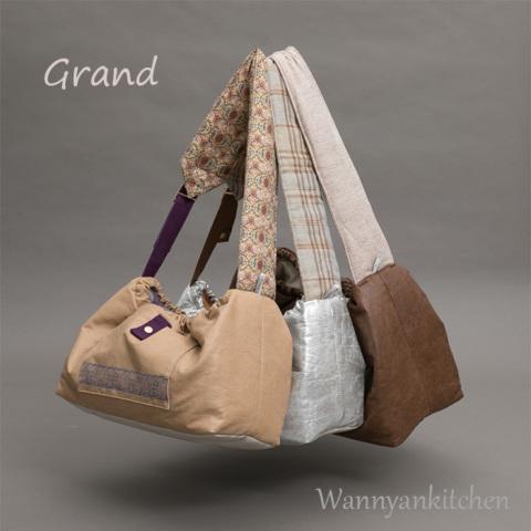 ルイスドッグ【louisdog】Shine Sling Bag/Grand