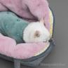 ルイスドッグ【louisdog】Furaround Bag/Omni/Grand-Navy Tweed