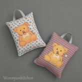 ルイスドッグ【louisdog】Honey Bear Pillow