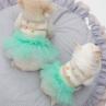 ルイスドッグ【louisdog】Ballet Club Oragnic TUTU/Swaroski/Mint TUTU