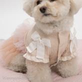 ルイスドッグ【louisdog】Organic et Silk Cardigan/Flare Frill