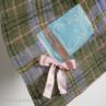 ルイスドッグ【louisdog】Linen Plaid Blanket