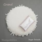 ルイスドッグ【louisdog】Anywhere Fur Rug/Grand-Sugar Swizzle