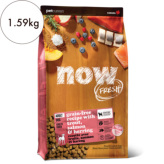 【NOW FRESH】ナウフレッシュ グレインフリー フィッシュアダルト 1.59kg