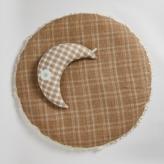 ルイスドッグ【louisdog】Daisy Garden Rug/Brown Plaid linen