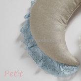 ルイスドッグ【louisdog】Summer Moon Pillow/Natural Linen Petit