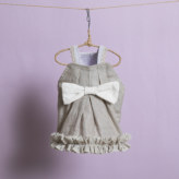 ルイスドッグ【louisdog】Natural Linen Dress