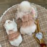 ルイスドッグ【louisdog】Cotton Mesh Top