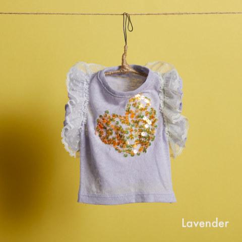 ルイスドッグ【louisdog】Heart n Heart/Lavender