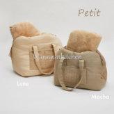 ルイスドッグ【louisdog】Flat White Around Bag Mocha/Latte Petit