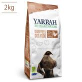 【YARRAH】ヤラー オーガニックドッグフード グレインフリー 2kg