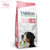 【YARRAH】ヤラー オーガニックドッグフード センシティブ 5kg