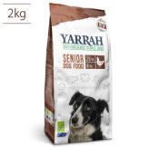 【YARRAH】ヤラー オーガニックドッグフード シニア 2kg
