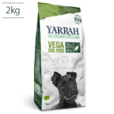【YARRAH】ヤラー オーガニックドッグフード ベジタリアン 2kg