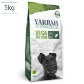 【YARRAH】ヤラー オーガニックドッグフード ベジタリアン 5kg