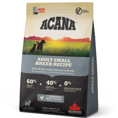 アカナ(ACANA) アダルトスモールブリード 2kg