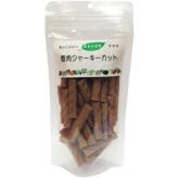 自然と健康 【無添加】鹿肉ジャーキーカット 100g