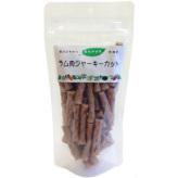 自然と健康 【無添加】ラム肉ジャーキーカット 100g