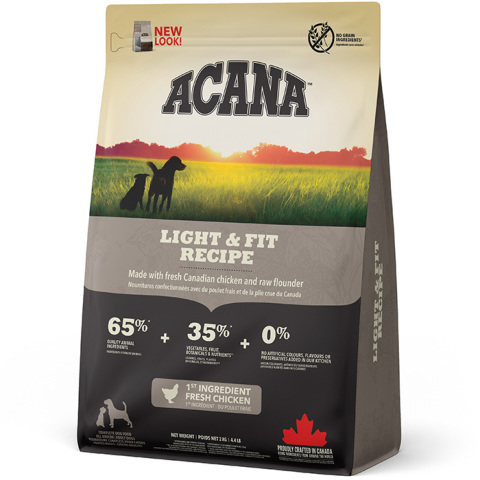 アカナ(ACANA)ライト&フィット 2kg
