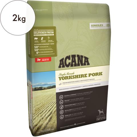 アカナ(ACANA) ヨークシャーポーク 2kg