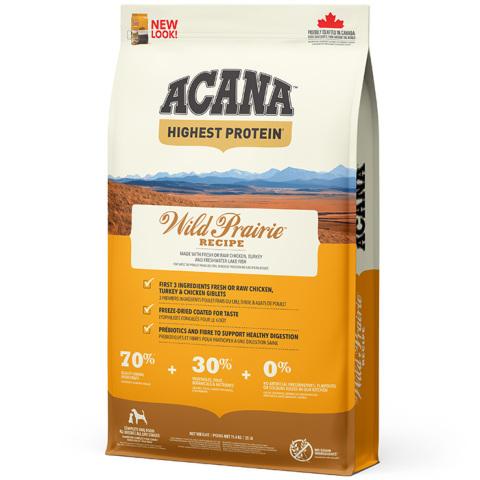 アカナ(ACANA) ワイルドプレイリードッグ 11.4kg