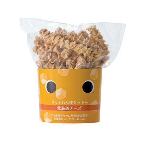 ドットわん 枝クッキー 北海道チーズ
