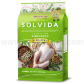 【SOLVIDA】ソルビダ グレインフリーチキン 室内飼育体重管理用 1.8kg