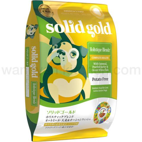 ソリッドゴールド ホリスティックブレンド 6kg
